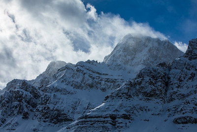 Crowfoot Mountain