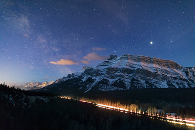 Milky way Banff