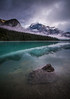 """Emerald Awakening"" IV, Emerald Lake, Yoho National Park, British Columbia, Canada."