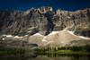 """O'Hara Bliss"" XVI, Hungabee Lake, Yoho National Park, BC, Canada."
