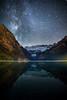 """Lake Louise Stardust"", Banff National Park, Alberta, Canada."