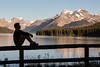 """Maligne Moments"" I, Sunset at Maligne Lake, Jasper National Park, taken during the 2014 Fairmont tour."