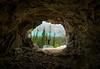 """Alpine Superhero"" V, Crystal Caves, Lake O'Hara, Yoho National Park, British Columbia, Canada."