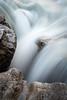 """Rushing to Stillness"" IX, North Saskatchewan River, Banff National Park, Alberta, Canada."