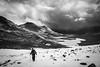"""Yoho's Iceland"" IV, Waterfall Valley, Yoho National Park, British Columbia, Canada."