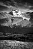 """Alpine Layers"" XIII, Wilcox Pass, Jasper National Park, Alberta, Canada."