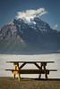 """Inversion Morning"" III, Lake Louise Banff National Park, Alberta, Canada."