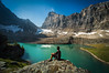 """O'Hara Bliss"" I, Opabin Lake, Yoho National Park, BC, Canada."