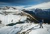 """Winter Blast"" II, Hamilton Lake/Mount Carnarvon, Yoho National Park, British Columbia, Canada."