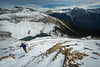 """Winter Blast"" I, Hamilton Lake/Mount Carnarvon, Yoho National Park, British Columbia, Canada."