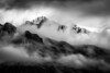 """""""The Shape of the Wind"""" I, Mount Gordon, Yoho National Park, BC, Canada."""