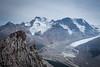 """Alpine Superhero"" IX, Wilcox Peak, Jasper National Park, Alberta, Canada."