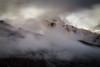 """The Shape of the Wind"" II, Mount Gordon, Yoho National Park, BC, Canada."