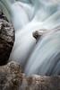 """Rushing to Stillness"" V, North Saskatchewan River, Banff National Park, Alberta, Canada."