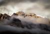 """The Shape of the Wind"" XIV, Mount Gordon, Yoho National Park, BC, Canada."