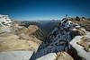 """Alpine Superhero"" I, Isabelle Peak, Kootenay National Park, British Columbia, Canada."