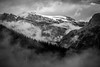 """Tormented"" I, Mount Gordon, Yoho National Park, BC, Canada."
