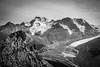 """Alpine Superhero"" X, Wilcox Peak, Jasper National Park, Alberta, Canada."