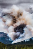 """Eruption"" I, Warden Lake Wildfire, Banff National Park, taken during the 2014 Fairmont tour."