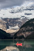 """Icon Encounter"" XXV, morning time Lake Louise, Banff National Park, taken during the 2014 Fairmont tour."