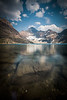 """O'Hara Bliss"" II, Lake McArthur, Yoho National Park, BC, Canada."
