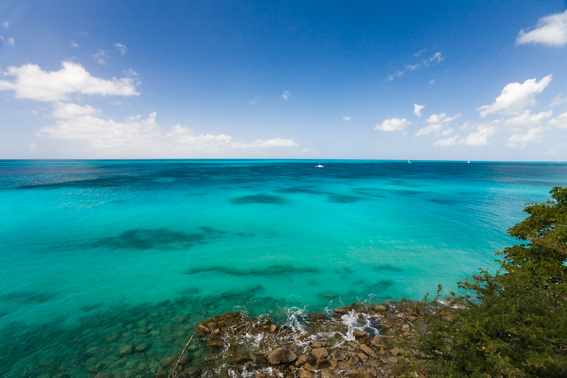 Darkwood Beach, Antigua.