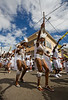 Celebrations of the carnival on the tropical island of Dominica.