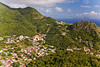 Windwardside, Saba, Netherlands.