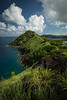 """""""Visions of St. Lucia"""" VII, Pigeon Island."""