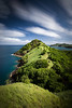 """""""Visions of St. Lucia"""" VIII, Pigeon Island."""