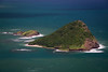 Maria Islands, southern St. Lucia.