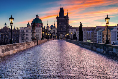 Charles Bridge – Prague, Czech Republic