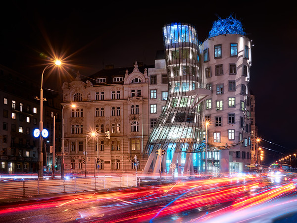 Dancing House – Prague, Czech Republic