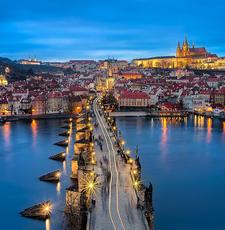 Prague Castle – Prague, Czech Republic