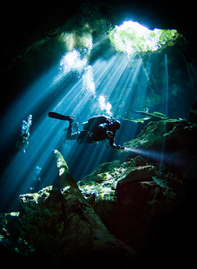 Cenote light