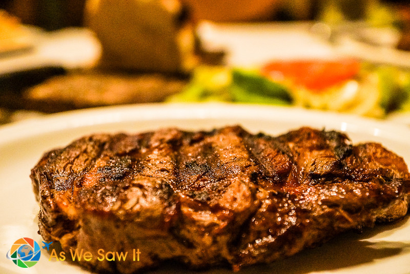 Mouth watering juicy perfection on a plate.