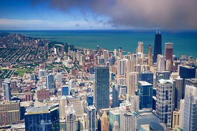 Chicago Skyline-006