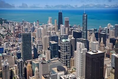 Chicago Skyline-007