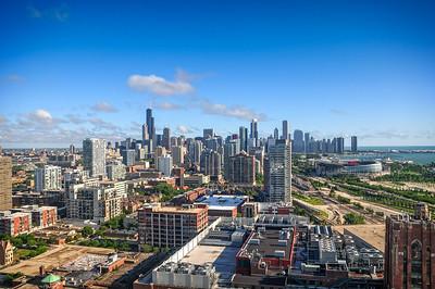 Chicago Skyline-004