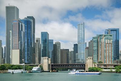Chicago Skyline-008