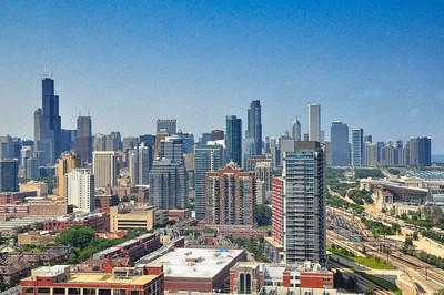 Chicago Skyline-002