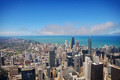 Chicago Skyline-005