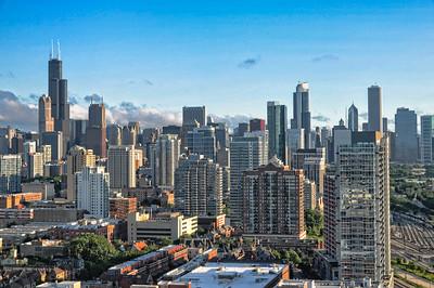 Chicago Skyline-003