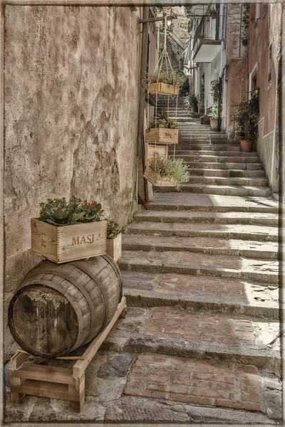 Monterosso Stairway