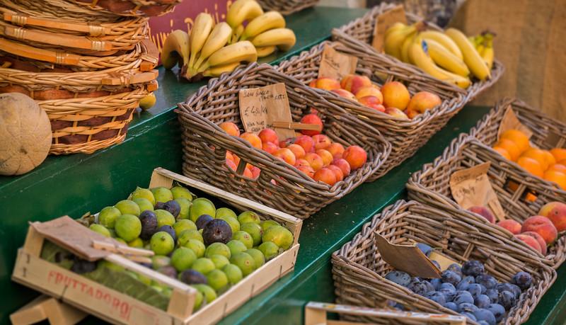 Produce in Vernazza