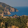 Landscape of Cinque Terre