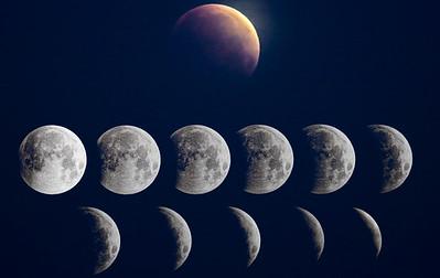 Full Lunar Eclipse May 26th, 2021