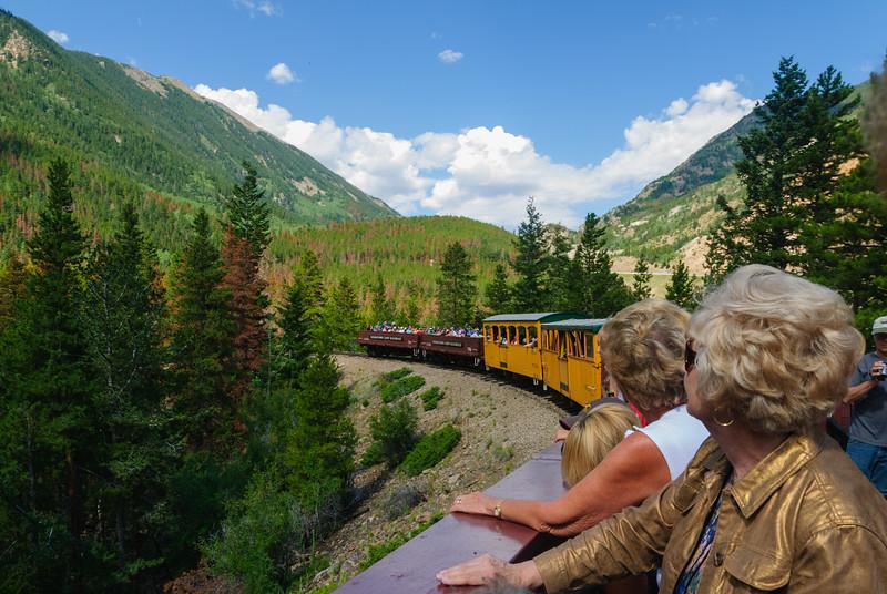 Georgetown Loop Railroad, Silver Plume, CO