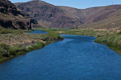 John Day River.