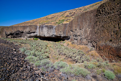 Sheep Cave near Thirtymile, OR